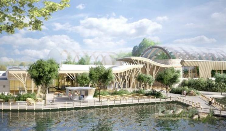 Freizeitpark Center Parcs in Leutkirch