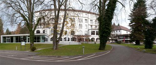 Hotel Jordanbad
