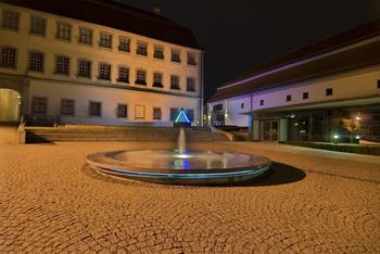 Schloss Groß-Laupheim mit Kulturhaus und Museum
