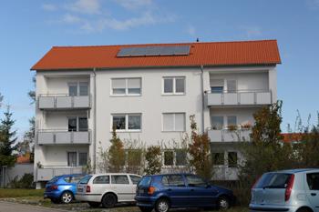 Mehrfamilienhäuser Lindenstraße