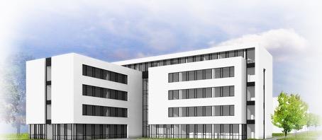 Neubau Wohn- Geschäftshaus in Ulm