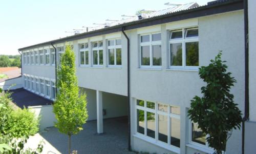 Schulerweiterung Grundschule in Achstetten