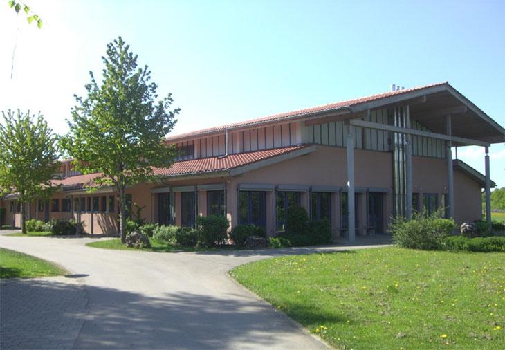 Sporthalle Auhalle Berghülen