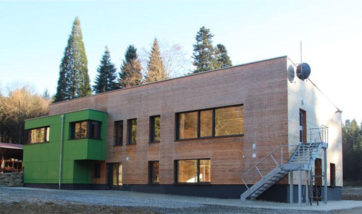 Forststützpunkt Birkenhard