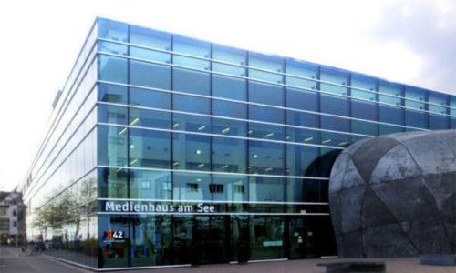 Medienhaus K42, Friedrichshafen